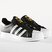 /achat-baskets-basses/adidas-baskets-superstar-d96800-core-black-footwear-white-gold-145089.html