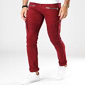 /achat-jeans/john-h-jean-slim-a310-bordeaux-145122.html