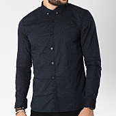/achat-chemises-manches-longues/teddy-smith-chemise-manches-longues-carton-bleu-marine-145141.html