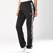 /achat-pantalons-joggings/fila-pantalon-jogging-femme-bande-brodee-thora-noir-145230.html