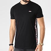 /achat-t-shirts/fila-tee-shirt-bande-brodee-talan-682362-noir-145307.html