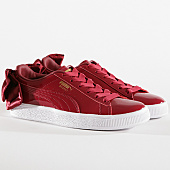 /achat-baskets-basses/puma-baskets-femme-bow-patent-368118-04-tibetan-red-white-145255.html