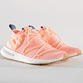 /achat-baskets-basses/adidas-baskets-femme-arkyn-primeknit-b96508-clear-orange-linen-145500.html