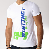 /achat-t-shirts/distinct-tee-shirt-racing-blanc-bleu-marine-145735.html