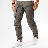 /achat-pantalons-cargo/g-star-pantalon-cargo-rovic-zip-3d-tapered-d02190-5126-gris-anthracite-145505.html