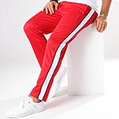 /achat-pantalons-joggings/mtx-pantalon-jogging-avec-bandes-k9079-rouge-145678.html