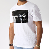 /achat-t-shirts/calvin-klein-tee-shirt-institutional-box-logo-7850-blanc-noir-145871.html