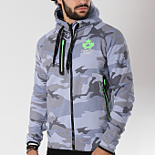 /achat-sweats-zippes-capuche/canadian-peak-sweat-zippe-gadigan-gris-camouflage-145809.html