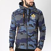 /achat-sweats-zippes-capuche/canadian-peak-sweat-zippe-gadigan-bleu-marine-camouflage-145819.html