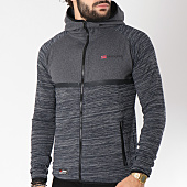 /achat-sweats-zippes-capuche/geographical-norway-sweat-zippe-capuche-fragile-bleu-marine-chine-gris-anthracite-145850.html