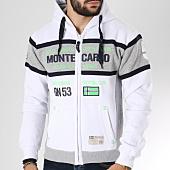 /achat-sweats-zippes-capuche/geographical-norway-sweat-zippe-capuche-ganton-blanc-145856.html