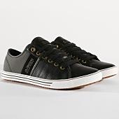 /achat-baskets-basses/kappa-baskets-calexi-4-304jjc0-black-silver-gold-145923.html