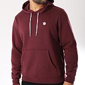 /achat-sweats-capuche/element-sweat-capuche-cornell-classic-bordeaux-146035.html
