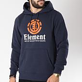 /achat-sweats-capuche/element-sweat-capuche-vertical-bleu-marine-146039.html