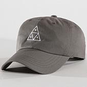 /achat-casquettes-de-baseball/huf-casquette-triple-triangle-gris-anthracite-145973.html