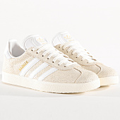 /achat-baskets-basses/adidas-baskets-femme-gazelle-b41655-off-white-footwear-white-146103.html