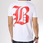 /achat-t-shirts/13-block-tee-shirt-gothic-blanc-rouge-146273.html