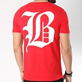 /achat-t-shirts/13-block-tee-shirt-gothic-rouge-146308.html