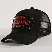 /achat-trucker/hechbone-casquette-trucker-plaque-savastano-noir-rouge-146178.html