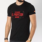 /achat-t-shirts/hechbone-tee-shirt-el-profesor-noir-rouge-146197.html