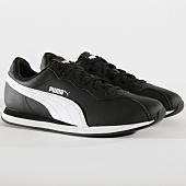 /achat-baskets-basses/puma-baskets-turin-ii-366962-01-black-white-146267.html