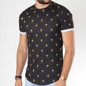 /achat-t-shirts-longs-oversize/uniplay-tee-shirt-oversize-t335-noir-146391.html