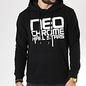 /achat-sweats-capuche/neochrome-sweat-capuche-hall-stars-noir-146556.html