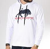 /achat-sweats-capuche/neochrome-sweat-capuche-bull-blanc-146560.html