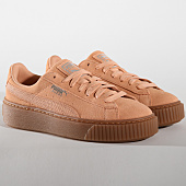 /achat-baskets-basses/puma-baskets-femme-suede-platform-animal-365109-dusty-coral-puma-silver-146540.html