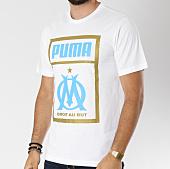 /achat-t-shirts/puma-tee-shirt-om-fan-shoe-tag-754218-blanc-146616.html