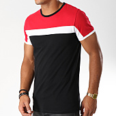 /achat-t-shirts/lbo-tee-shirt-tricolore-475-noir-blanc-rouge-146792.html