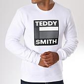 /achat-sweats-col-rond-crewneck/teddy-smith-sweat-crewneck-sacot-blanc-146705.html
