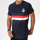 /achat-t-shirts/sinners-attire-tee-shirt-662-bleu-marine-blanc-rouge-146824.html
