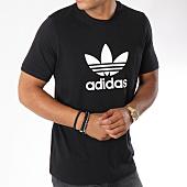 /achat-t-shirts/adidas-tee-shirt-trefoil-cw0709-noir-blanc-147016.html