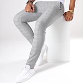 /achat-pantalons-carreaux/mackten-pantalon-a-carreaux-28001-gris-146953.html