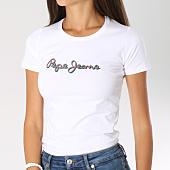 /achat-t-shirts/pepe-jeans-tee-shirt-femme-juana-blanc-146933.html