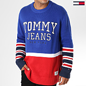 /achat-pulls/tommy-hilfiger-jeans-pull-colorblock-logo-5072-bleu-ciel-rouge-blanc-146876.html