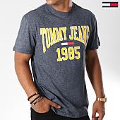 /achat-t-shirts/tommy-hilfiger-jeans-tee-shirt-collegiate-5129-bleu-marine-chine-146998.html