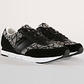 /achat-baskets-basses/calvin-klein-baskets-juan-ck-logo-jacquard-suede-se8549-granite-black-147352.html