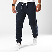 /achat-pantalons-joggings/superdry-pantalon-jogging-orange-label-bleu-marine-147155.html