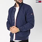 /achat-vestes/tommy-hilfiger-jeans-veste-zippee-essential-padded-5018-bleu-marine-147175.html
