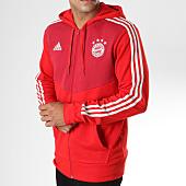 /achat-sweats-zippes-capuche/adidas-sweat-zippe-capuche-fc-bayern-mnchen-3-stripes-cw7345-rouge-147498.html