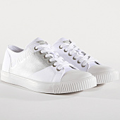 /achat-baskets-basses/calvin-klein-baskets-antonio-nylon-metal-film-se8590-white-silver-147528.html