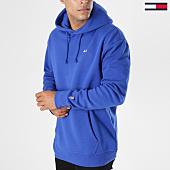 /achat-sweats-capuche/tommy-hilfiger-jeans-sweat-capuche-classics-4468-bleu-roi-147517.html