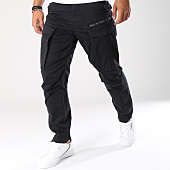 /achat-pantalons-cargo/g-star-pantalon-cargo-rovic-zip-3d-tapered-d02190-5126-noir-147722.html