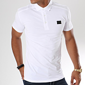 /achat-polos-manches-courtes/antony-morato-polo-manches-courtes-mmks01419-blanc-148002.html