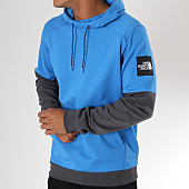/achat-sweats-capuche/the-north-face-sweat-capuche-fine-box-3bnx-bleu-clair-gris-anthracite-147957.html