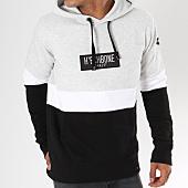 /achat-sweats-capuche/hechbone-sweat-capuche-dyl-gris-chine-blanc-noir-148174.html