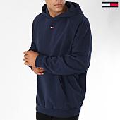 /achat-sweats-capuche/tommy-hilfiger-jeans-sweat-capuche-rslv-0986-bleu-marine-148228.html