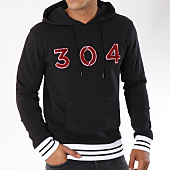 /achat-sweats-capuche/304-clothing-sweat-capuche-zero-noir-blanc-rouge-148471.html